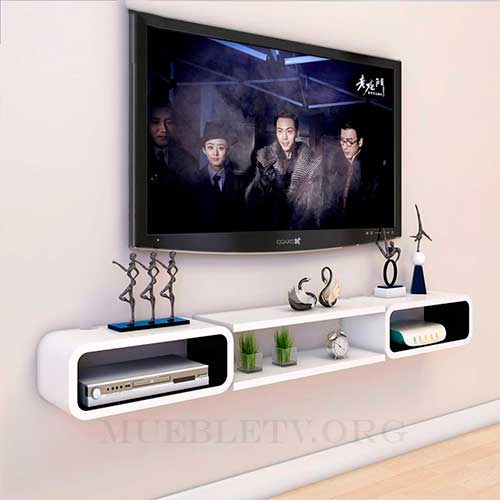Mueble Tv Flotante