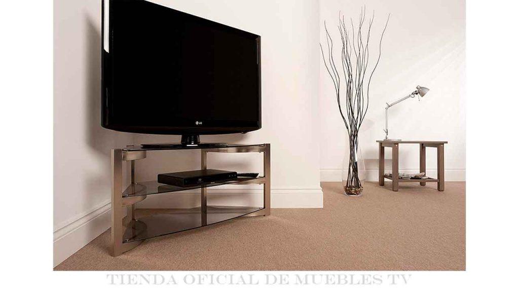 Mueble Tv Esquinero