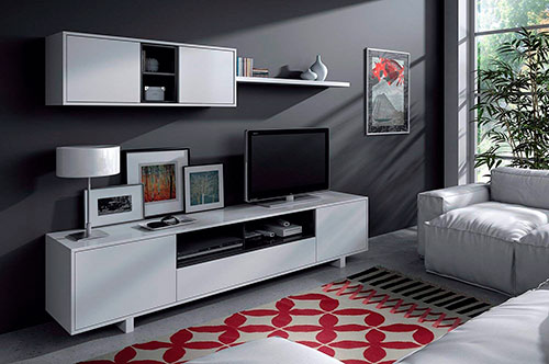 Mueble-Habitdesign-Blanco-Brillo
