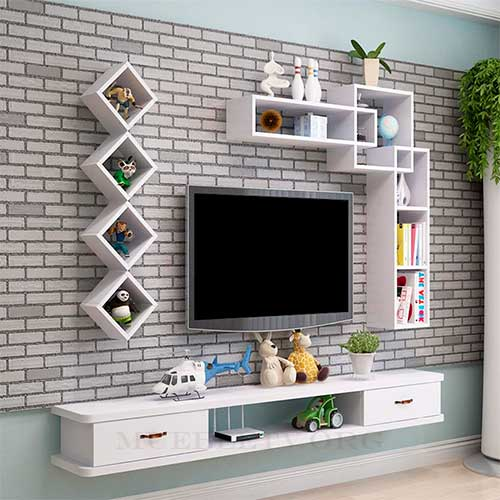 Mueble Tv Pared