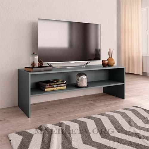 Mueble Tv Gris
