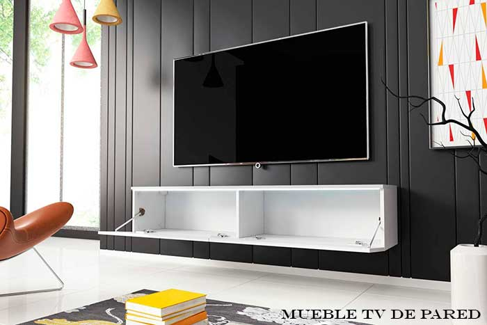 Mueble de pared para tv