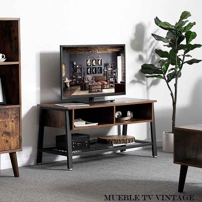 Mueble Vintage para television